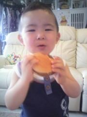 ジャガー横田 公式ブログ/ハンバーガー!! 〓(^o^)/ 画像1