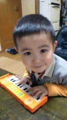 ジャガー横田 公式ブログ/ピアノっていいのかなァ?(^-^; 画像1