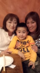 ジャガー横田 公式ブログ/彼女あっての私です… 画像1