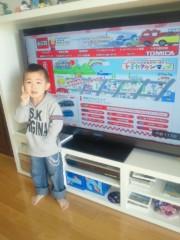 ジャガー横田 公式ブログ/みっちゃん家に一人でお泊まり・・・(^o^;) 画像1