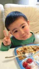 ジャガー横田 公式ブログ/四歳児にこんな質問されたらどう答える?(;^_^A 画像1