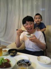 ジャガー横田 公式ブログ/アザだらけ…(>_<) 画像1