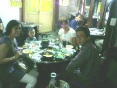 ジャガー横田 公式ブログ/韓国を満喫!!(*^-')b 画像3
