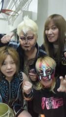 ジャガー横田 公式ブログ/ダンプちゃんも頑張ってるよ!!(*^ _ ') 画像1