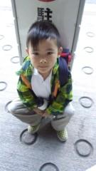 ジャガー横田 公式ブログ/お兄ちゃんになって来たかな… 画像1