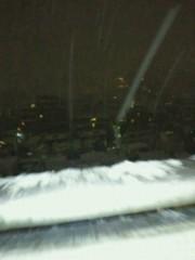 ジャガー横田 公式ブログ/ベランダから外を眺めながら・・・(*^_^*) 画像2