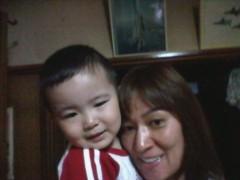 ジャガー横田 公式ブログ/大維志とママは又、離れ々・・・( ;_;) 画像1