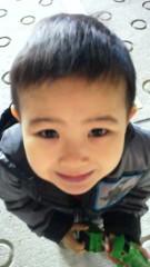 ジャガー横田 公式ブログ/大維志はまだ三歳!・・・らしい!(-_-;) 画像2