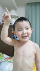 ジャガー横田 公式ブログ/私の真似!?(;^_^A 画像2