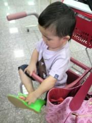 ジャガー横田 公式ブログ/買い物をしていたら…(~_~;) 画像1
