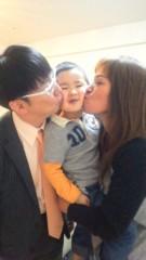 ジャガー横田 公式ブログ/Wでチュッ!o(^-^)o 画像1