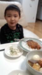ジャガー横田 公式ブログ/二人で食卓… 画像1