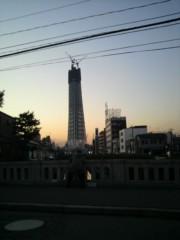 ジャガー横田 公式ブログ/スカイツリー…(^^)/ 画像3