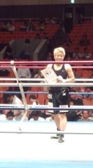 ジャガー横田 公式ブログ/免許証更新 画像3