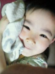 ジャガー横田 公式ブログ/まだまだ甘えん坊なんだよ!( 笑) 画像1