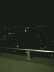 ジャガー横田 公式ブログ/食事中…(^.^) 画像3