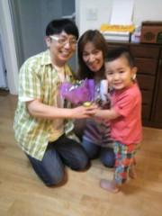 ジャガー横田 公式ブログ/結婚記念日に大維志からのプレゼント! 画像1