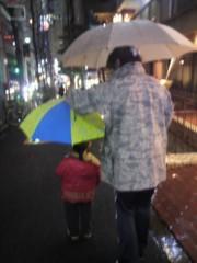 ジャガー横田 公式ブログ/お疲れ様…(^_^;) 画像1