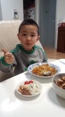ジャガー横田 公式ブログ/食事…(=^ェ ^=) 画像1