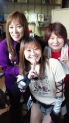 ジャガー横田 公式ブログ/教え子!(^_-) 画像1