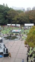 ジャガー横田 公式ブログ/学園祭イベント試合! 画像1