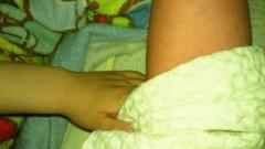 ジャガー横田 公式ブログ/生意気言ってもやっぱり・・・四歳児なんだね!(*^_^*) 画像1