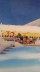ジャガー横田 公式ブログ/Disney飛行機!!  ρ( ^o^)b _♪♪ 画像2