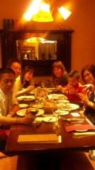 ジャガー横田 公式ブログ/実は…昨日…又、お祝いを…(>_<) 画像1