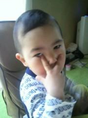 ジャガー横田 公式ブログ/Good morning!(^-^)b 画像2