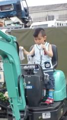 ジャガー横田 公式ブログ/働く車だぁ!!(^_^)v 画像2