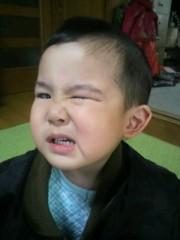 ジャガー横田 公式ブログ/ウインク(^_-) だって!! 画像1