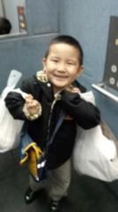 ジャガー横田 公式ブログ/荷物!!(/_;) 画像1