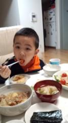 ジャガー横田 公式ブログ/二人の食卓…(^^;; 画像1