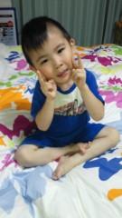 ジャガー横田 公式ブログ/大きな西瓜!! \(^^)/ 画像2