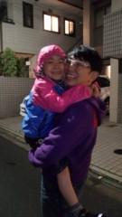 ジャガー横田 公式ブログ/甘えたい時もあるね…(^_^) 画像1