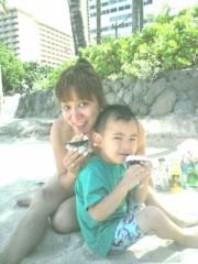 ジャガー横田 公式ブログ/ワイキキビーチ!! 画像3