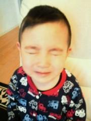 ジャガー横田 公式ブログ/寝起き・・・(>_<) 画像2