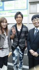 ジャガー横田 公式ブログ/「ヒルナンデス」のロケに行って来ましたァ!(*^^*) 画像1