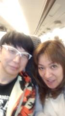 ジャガー横田 公式ブログ/大阪からのツーショット!(*^_^*) 画像3