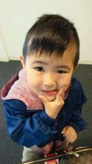 ジャガー横田 公式ブログ/イケメンのポーズ!?(;^_^A 画像1