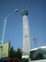 ジャガー横田 公式ブログ/スカイツリー!! 画像1