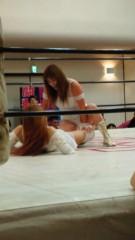 ジャガー横田 公式ブログ/無事に試合を終えて・・・(^_^)v 画像3