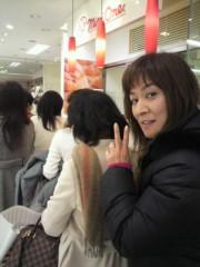 ジャガー横田 公式ブログ/今日は人気店に二回も並んでしまった!!(^_^;) 画像1