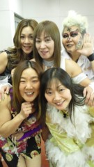 ジャガー横田 公式ブログ/茨城県石岡市の皆様、ありがとうございました! 画像1