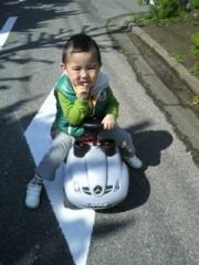 ジャガー横田 公式ブログ/お疲れ様…(^_-) 画像2