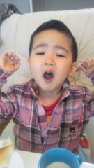 ジャガー横田 公式ブログ/天気が良くて気持ちいいなぁ!! \(^-^)/ 画像1