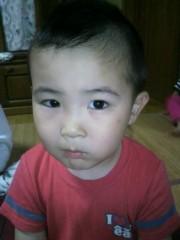 ジャガー横田 公式ブログ/眼の腫れも引いて…(^-^)b 画像1