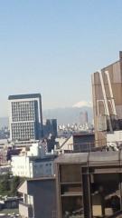 ジャガー横田 公式ブログ/富士山が見えたぁ!\(^^) / 画像3
