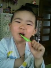 ジャガー横田 公式ブログ/おはよー!!(^-^)v 画像1