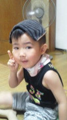 ジャガー横田 公式ブログ/夏風邪・・・(;_;) 画像3